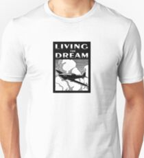 Living the Dream spitfire T-Shirt