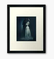 Captain swan Framed Print
