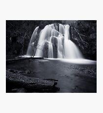 Fairy Glen Waterfall Photographic Print