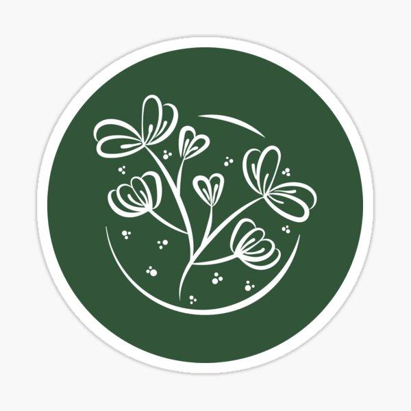 Eucalyptus Plant Kamon Sticker