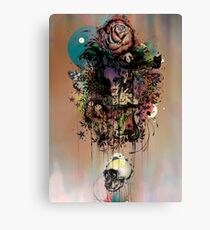 Fauna and Flora Canvas Print