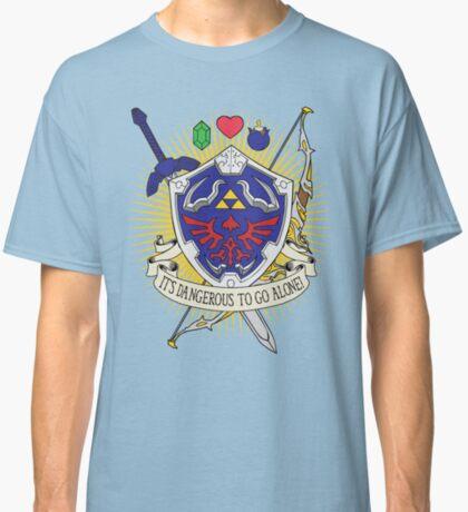 It's dangerous to go alone! Classic T-Shirt