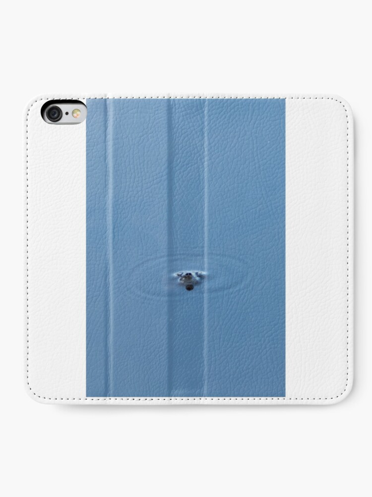 Alternate view of I see you iPhone Wallet