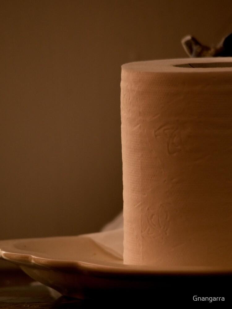 Toilet paper by Gnangarra