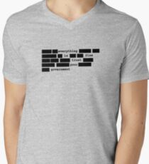 Everything is fine, trust your government T-Shirt