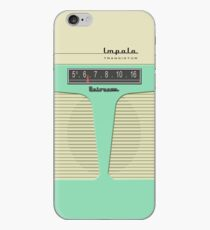 Vintage Transistor Radio - Impala Aged iPhone-Hülle & Cover