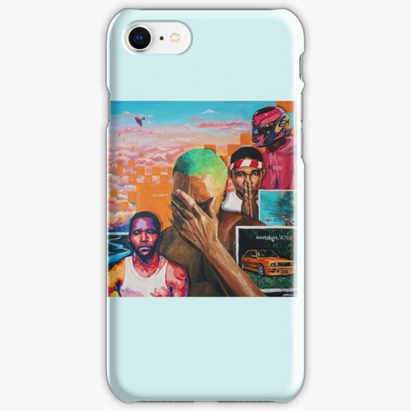 Frank Ocean Collage iPhone Snap Case