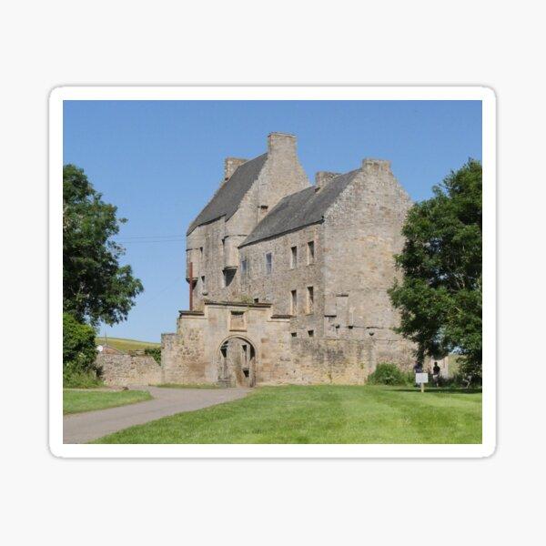 Midhope Castle , Hopetoun estate , near Edinburgh , Scotland Sticker