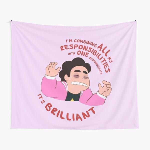 Steven Universe - Responsibilities Tapestry