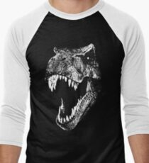 I'm a Dino Fan... Men's Baseball ¾ T-Shirt