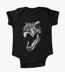 Ich bin ein Dino Fan ... Baby Body Kurzarm
