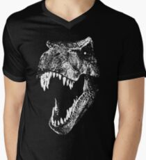 I'm a Dino Fan... Men's V-Neck T-Shirt