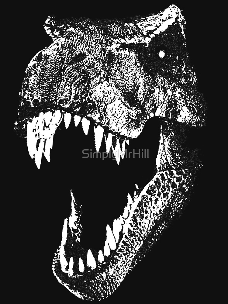 I'm a Dino Fan... by SimplyMrHill