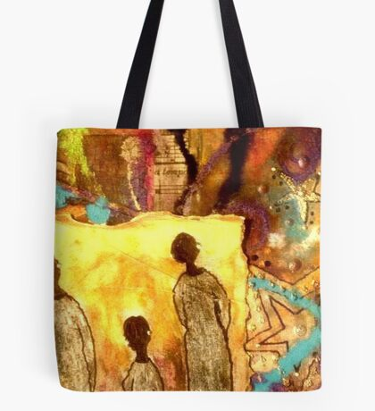 Glowing Spirits Tote Bag