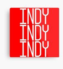 INDY INDY INDY Metal Print