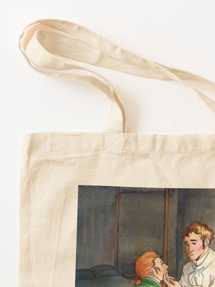 Alternate view of A Gentleman's Position Tote Bag