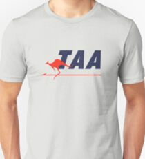 Trans Australia Airlines (TAA) - Livery (1960s) Unisex T-Shirt