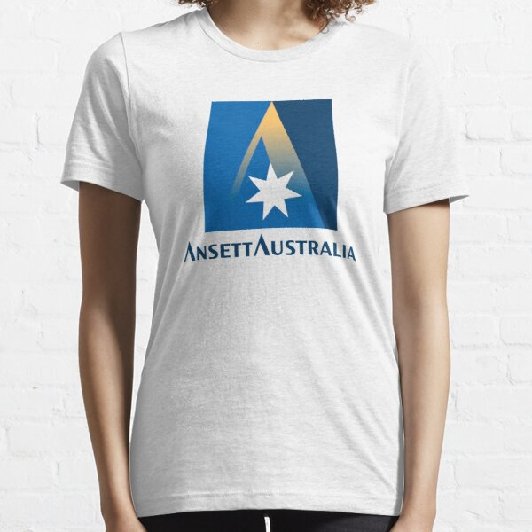 Ansett Australia - 1990's Livery Essential T-Shirt