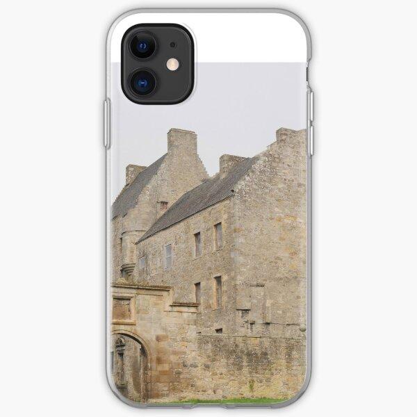Midhope Castle , near Edinburgh , Scotland iPhone Soft Case