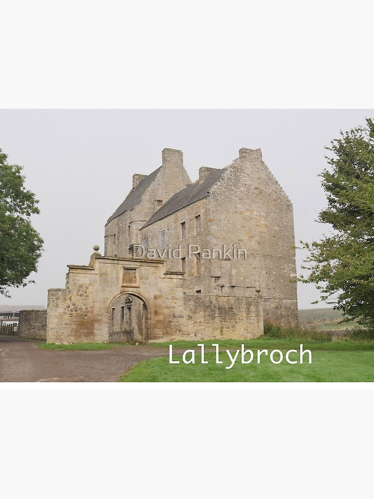 Midhope Castle , near Edinburgh , Scotland by goldyart