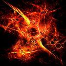 Fiery Fires by Benedikt Amrhein