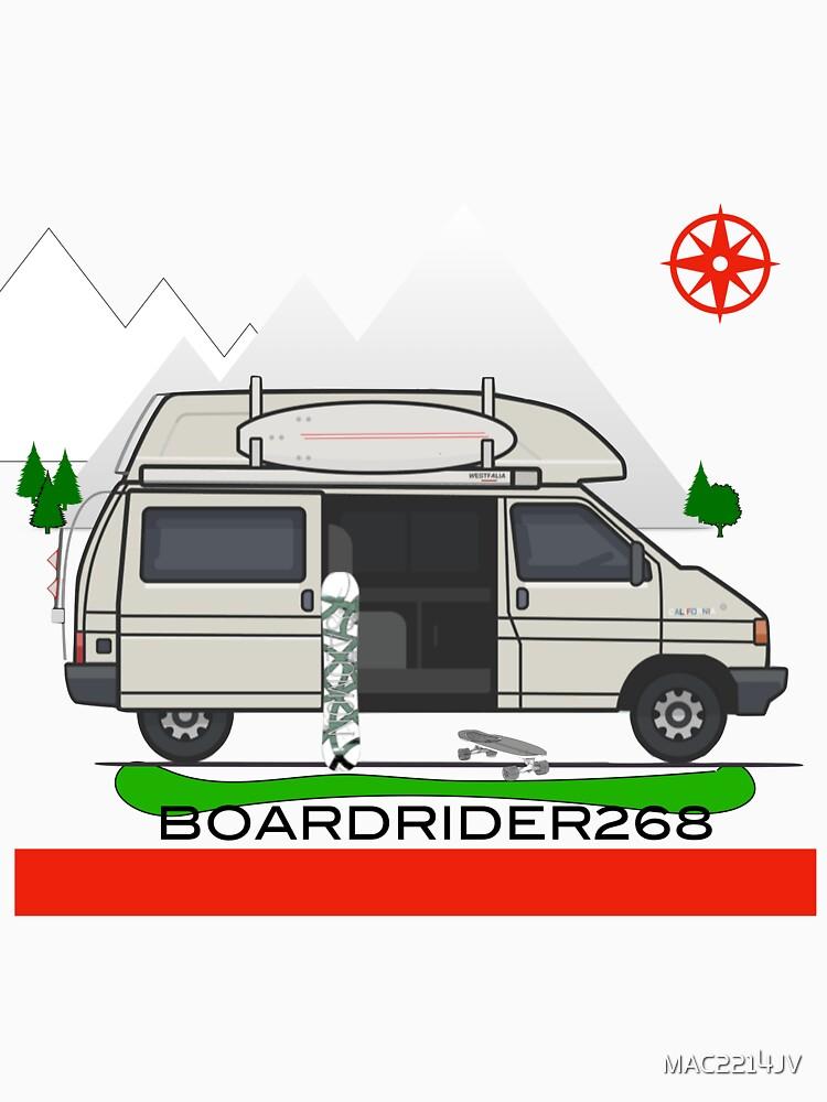 Boardrider268 campervan by MAC2214JV