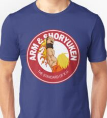 Arm & Shoryuken. The Standard of K.O. Unisex T-Shirt