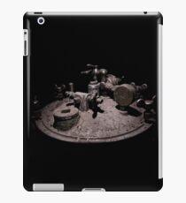 Old Mine Equipment Steam Punk iPad Case/Skin
