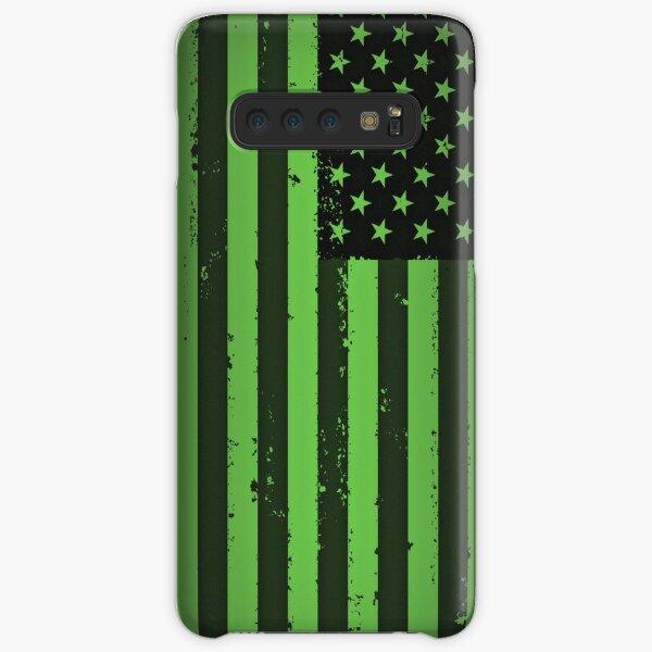 American idiot flag- Green Day Samsung Galaxy Snap Case