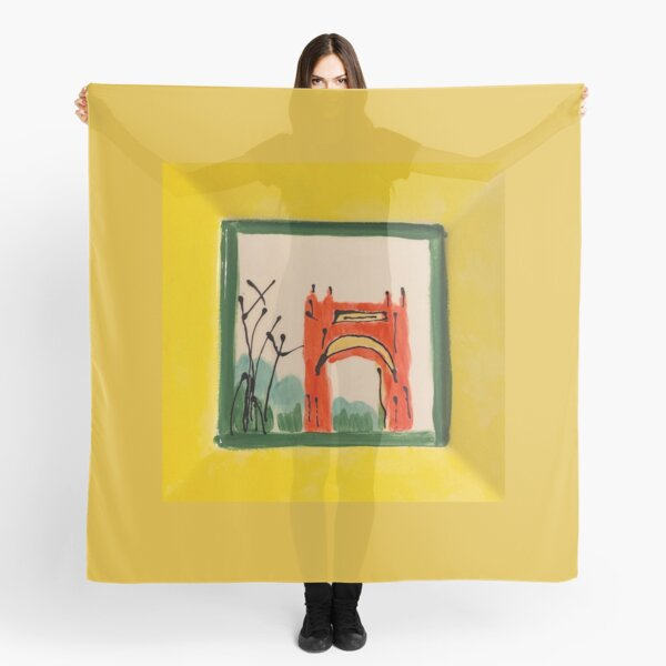 Arch in the Park Scarf