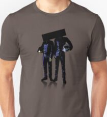 You cant see their faces T-Shirt