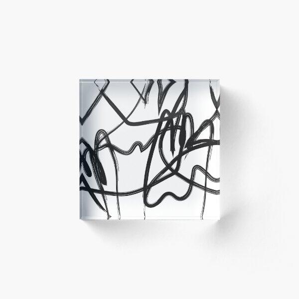 Dance  Acrylic Block