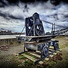 Woolwich Crane by Lea Valley Photographic