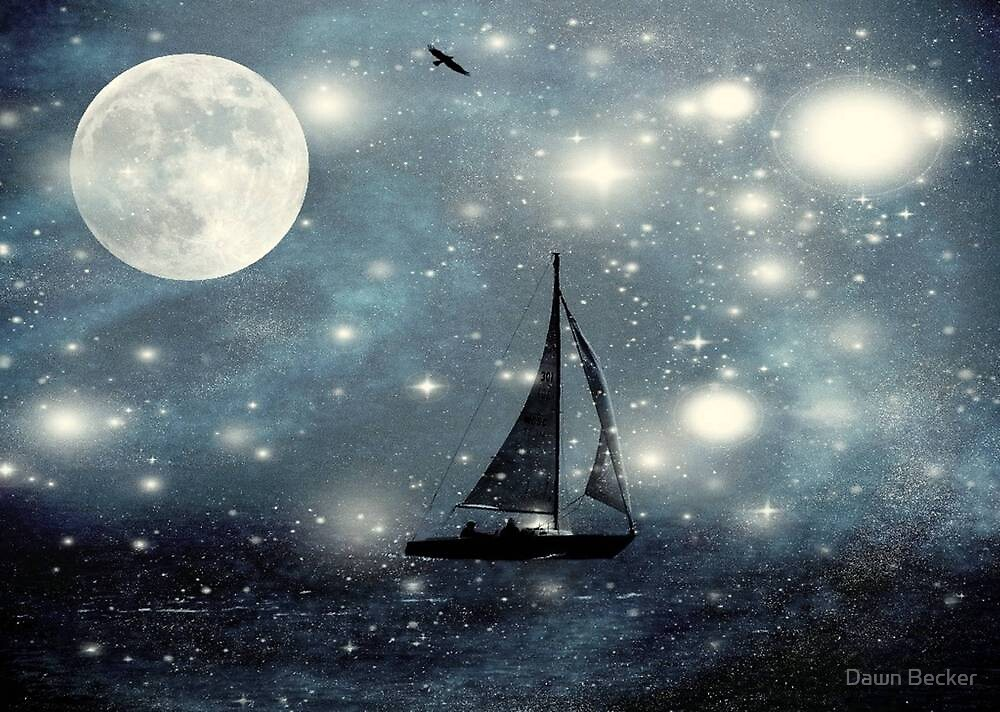 Sail Away © by Dawn Becker