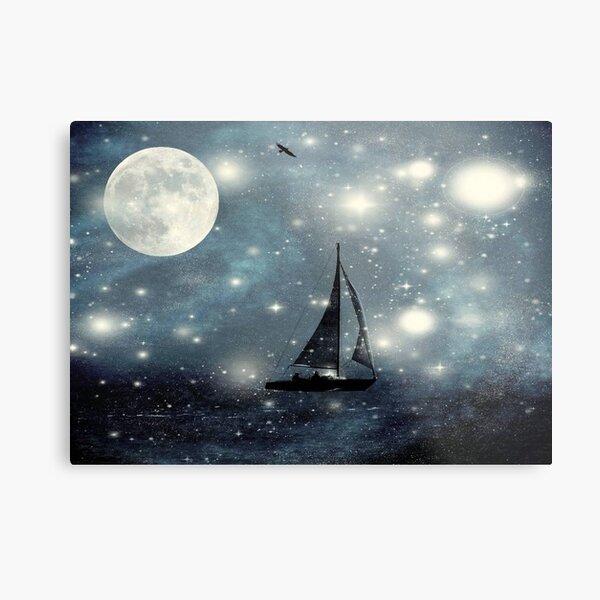 Sail Away © Metal Print