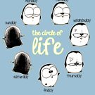 The Circle of Life by afatpenguinshop