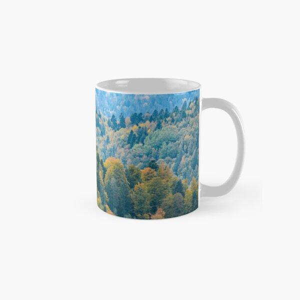 Yellow Black Forest Classic Mug