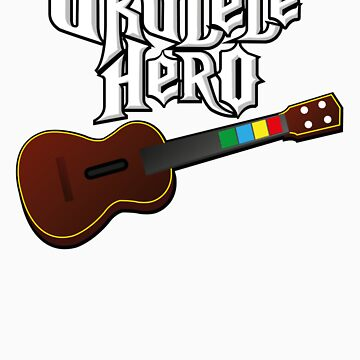 Ukulele Hero by severodan