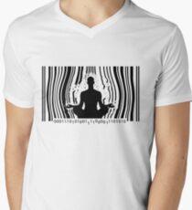 Break Free ! Men's V-Neck T-Shirt