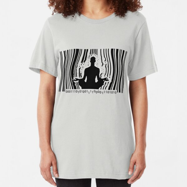 Break Free ! Slim Fit T-Shirt