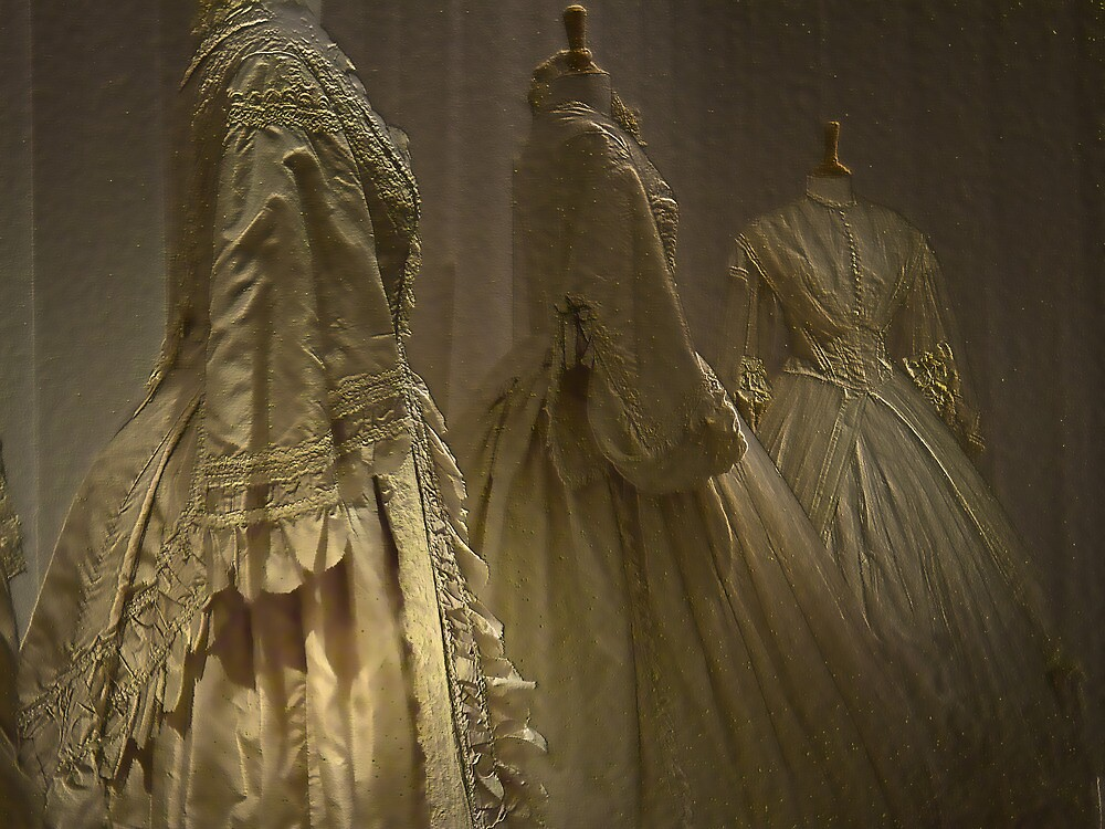 THE WEDDING DRESSES by leonie7