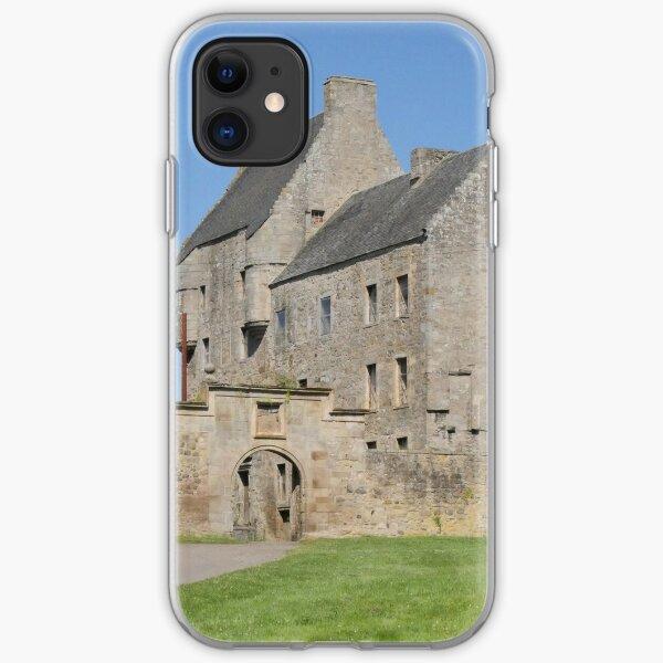 Midhope Castle , Hopetoun estate , near Edinburgh , Scotland iPhone Soft Case