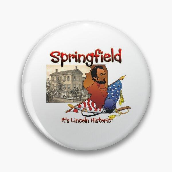 Springfield Lincoln History Pin