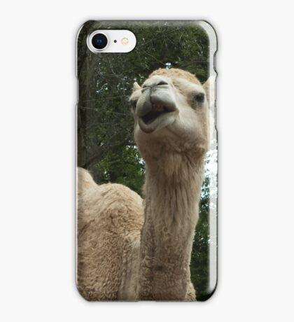 Laughing Camel iPhone Case/Skin