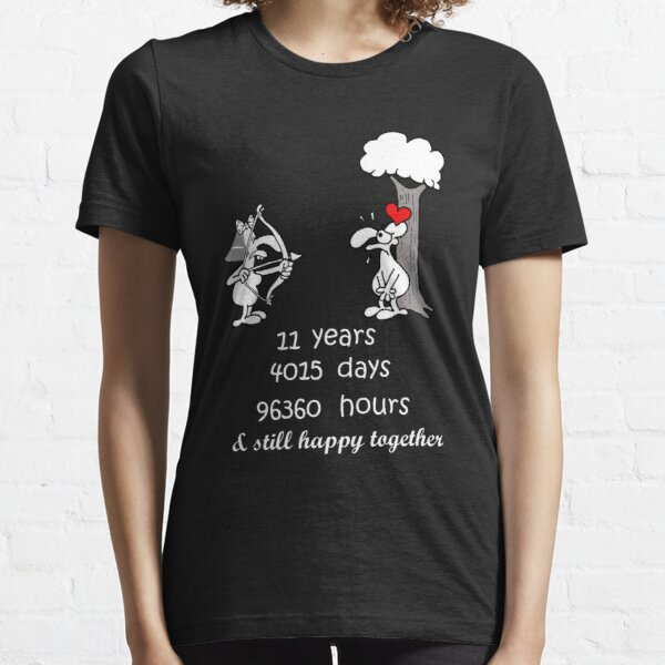 11 Year Anniversary Gifts Merchandise Redbubble