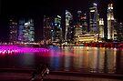 Singapore: Marina Bay & Finance District by Kasia-D