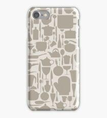 Background ware iPhone Case/Skin
