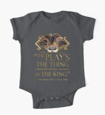 Shakespeare Hamlet Play Quote Kids Clothes