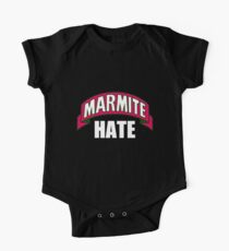 Hate Marmite One Piece - Short Sleeve