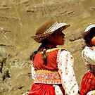Girls - Bolivia by bouche
